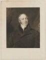 Henry Joseph Thomas Drury, by Thomas Hodgetts, after  Margaret Sarah Carpenter (née Geddes) - NPG D35588
