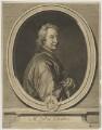 John Dryden, by Gérard Edelinck, after  Sir Godfrey Kneller, Bt - NPG D35591