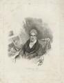 James Heath, by Mrs D. Turner, after  William Behnes - NPG D35654