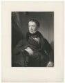 John Benjamin Heath, by Henry Cousins, after  James Lonsdale - NPG D35656