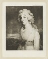 Agnes Katherine Heath (née Coussmaker), by J.J. Waddington Ltd, published by  John Hoppner - NPG D35657