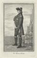 George Augustus Eliott, 1st Baron Heathfield ('Le General Eliot'), by Ferdinando Gergori, after  George Frederic Koehler - NPG D35661