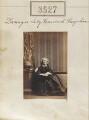 Maria Frances Geslip (née de Latour), Lady Townsend-Farquhar (later Mrs Hamilton), by Camille Silvy - NPG Ax52923