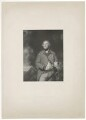 George Augustus Eliott, 1st Baron Heathfield, by George Thomas Doo, published by  John Pye, after  Sir Joshua Reynolds - NPG D35673