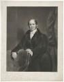 R. Heartwright, by Samuel Bellin, after  John Wood - NPG D35675