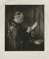 Charles Buller Heberden, by Emery Walker Ltd, after  Sir William Orpen - NPG D35680