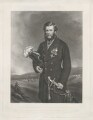 Sir Percy Egerton Herbert, by Thomas Lewis Atkinson, published by  Henry Graves & Co, after  Sir Francis Grant - NPG D35706
