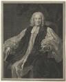 Thomas Herring, by Bernard Baron, after  William Hogarth - NPG D35718