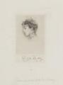 Rachel (née Gurney), Countess of Dudley, by Frederick John Jenkins, after  (Marion Margaret) Violet Manners (née Lindsay), Duchess of Rutland - NPG D35599