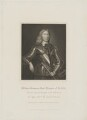 William Seymour, 2nd Duke of Somerset, by Robert Cooper, published by  Lackington, Allen & Co, published by  Longman, Hurst, Rees, Orme & Brown, after  Harold Crease, after  Robert Walker - NPG D35730