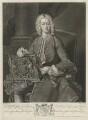 John Hervey, Baron Hervey of Ickworth, by and published by John Faber Jr, after  Jean Baptiste van Loo - NPG D35742