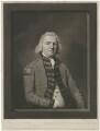 Hon. William Hervey, by Valentine Green, after  Lemuel Francis Abbott - NPG D35744