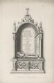 William Hewett (Hewit) ('Inter Chorum et Alum australem'), by William Finden - NPG D35750