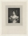 Barbara Rawdon Hastings (née Yelverton), Marchioness of Hastings, by Thomas Anthony Dean, after  Emma Eleanora Kendrick - NPG D35753