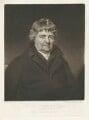 Sambrooke Higgins, by John Young, after  Thomas Barber - NPG D35764