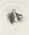 Rowland Hill, 1st Viscount Hill, by Émile Desmaisons, printed by  Lemercier Bernard et Cie, published by  A.H. & C.E. Baily - NPG D35826