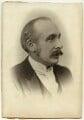 Algernon Graves, by Edmund John Passingham - NPG x15143