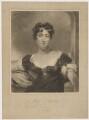 Maria Rebecca Davison (née Duncan), by Charles Turner, published by  John Peter Thompson, after  George Henry Harlow - NPG D35784