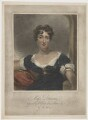 Maria Rebecca Davison (née Duncan), by Charles Turner, published by  John Peter Thompson, after  George Henry Harlow - NPG D35785