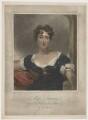 Maria Rebecca Davison (née Duncan), by Charles Turner, published by  John Peter Thompson, after  George Henry Harlow - NPG D35785
