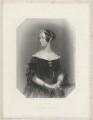 Juliana Cavendish Duncan-Haldane (née Philips) Countess of Camperdown when Viscountess Duncan, by William Henry Egleton, after  Frank Stone - NPG D35792