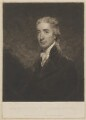 William Dundas, by Samuel William Reynolds, published by  John Jeffryes, after  John Hoppner - NPG D35800