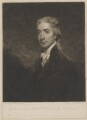William Dundas, by Samuel William Reynolds, published by  John Jeffryes, after  John Hoppner - NPG D36023