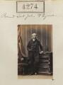 Lord John Thynne, by Camille Silvy - NPG Ax54289