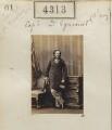 Edwin Clayton Tennyson-D'Eyncourt, by Camille Silvy - NPG Ax54328