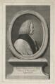 Benjamin Hoadly, by James Basire, after  Nathaniel Hone, after  Isaac Gosset - NPG D35871
