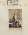Demetrius Michael Katinakis, by Camille Silvy - NPG Ax54439