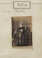 Miranda (née Floyd), Lady Fuller, by Camille Silvy - NPG Ax54477