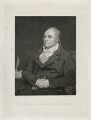 Sir Benjamin Hobhouse, 1st Bt, by and published by Philipp Audinet, after  Thomas Phillips - NPG D35890