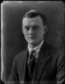 Sir Joseph William Lennox Napier, 4th Bt, by Bassano Ltd - NPG x154616