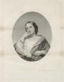 Ellen Julia Hollond (née Teed), by George Thomas Doo, after  Ary Scheffer - NPG D35922