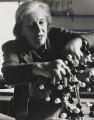 Dorothy Hodgkin, by Jorge ('J.S.') Lewinski - NPG x13727
