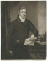 George Holme-Sumner, by William Ward, after  Thomas Stewardson - NPG D35934