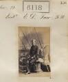 Edward Downes Law, 5th Baron Ellenborough, by Camille Silvy - NPG Ax56064