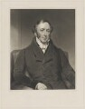 Enoch Durant, by George Henry Phillips, after  John Wood - NPG D36047