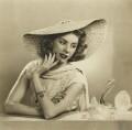 Betsy von Furstenberg, by Dorothy Wilding - NPG x132830