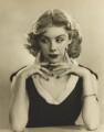 Betsy von Furstenberg, by Dorothy Wilding - NPG x132831