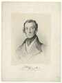 Frederick William Hope, by James Dickson, printed by  M & N Hanhart, published by  Joseph Dickinson - NPG D35971
