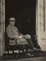 Sydney George Holland, 2nd Viscount Knutsford, by Reginald Haines - NPG x132832