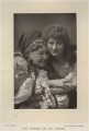 Fanny Stirling as the Nurse and Mary Anderson as Juliet in 'Romeo and Juliet', by William Downey, for  W. & D. Downey, published by  Cassell & Company, Ltd - NPG x79