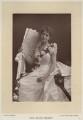 Maude Millett (Mrs Tennant), by W. & D. Downey, published by  Cassell & Company, Ltd - NPG x12525