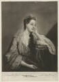 Hannah Horneck (née Mangles), by Richard Purcell (H. Fowler, Charles or Philip Corbutt), after  Sir Joshua Reynolds - NPG D35996