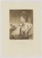 Catherine Eckersall (née Wathen), by Samuel William Reynolds, after  Sir Joshua Reynolds - NPG D36069
