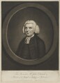John Edwards, by James Watson, published by  Carington Bowles, after  John Russell - NPG D36076