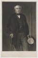Richard Lloyd Edwards, by Thomas Oldham Barlow, after  Henry Tanworth Wells - NPG D36078