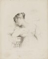 Elizabeth ('Eliza') (née O'Neil), Lady Wrixon-Becher when Miss O'Neill as Juliet, by Frederick Christian Lewis Sr, after  George Dawe - NPG D35815
